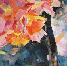 "Daily Paintworks - ""Confetti"" - Original Fine Art for Sale - © Nadia Louderback"