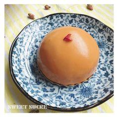 Thai Tea Dome Cakes : เค้กชาไทย By Sweet Sucre'