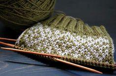 Clerkenwell Hand Knitted Socks