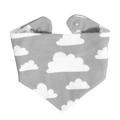 Moln Cloud Grey Scarf