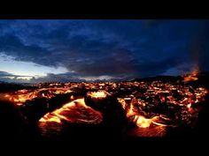 Kilauea volcanoes newest eruption/breakout. Hawaii Volcanoes National Park, Volcano National Park, National Parks, Weather Warnings, Nikon D800, Lava Flow, Aloha Hawaii, Big Island, Kauai