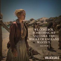 Black Sails - Eleanor Guthrie