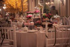 "Decoración de mesas para casamientos únicas ""Botanical Chic"" by Marisa Tenguerian"