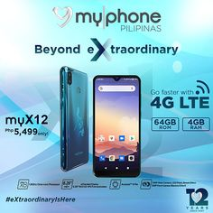 MyPhone has an Octa-core technology, paired with an upgraded ROM and RAM that will give an eXtreme processing speed. Bokeh Effect, Gadget Review, Finger Print Scanner, 4gb Ram, Dual Sim, Tech News, Smartphone, Product Launch, Wellness