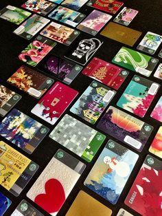 SRCH no longer. The Lady Gaga Starbucks Card.