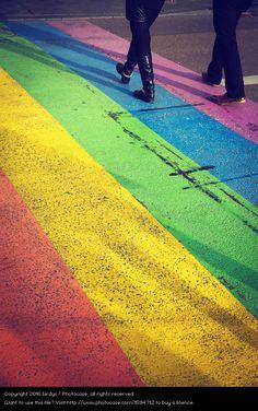 Foto 'over the rainbow' von 'birdys'