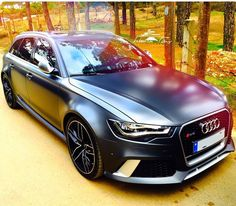 What a beautiful RS6