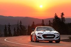2012 Pikes Peak Hill Climb, Practice Day 2 brings out the big guns [w/video]