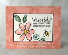 Quick and Easy Garden in Bloom by ccc - Cards and Paper Crafts at Splitcoaststampers