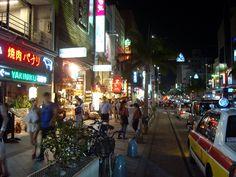 Okinawa Naha Kokusai Street