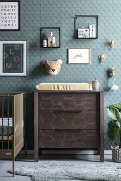inspiration for the nursery - Furniture Track Inspiration - inspiration for the nursery – Meubeltrack Inspiratie Coincidentally still looking for some ins - Baby Boy Rooms, Baby Boy Nurseries, Baby Room, Baby Dresser, Design Blog, Nursery Furniture, Nursery Inspiration, Baby Decor, Kidsroom