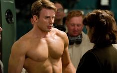 Work out like the first avenger, Captain America, with this Chris Evans inspired workout program. Read more to learn how you can transform your physique!