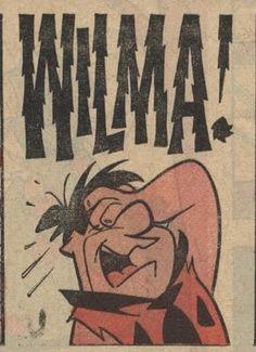 The Flinstones - meet the Flintstones Classic Cartoon Characters, Favorite Cartoon Character, Classic Cartoons, Comic Character, Vintage Cartoon, Vintage Comics, Os Flinstones, Good Cartoons, 1970s Cartoons