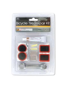 Bicycle Tire Repair Kit (Available in a pack of 12)
