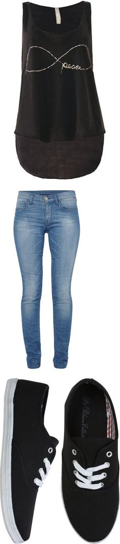 """""""Look Gabriela Rippi;"""" by alinepassos ❤ liked on Polyvore"""