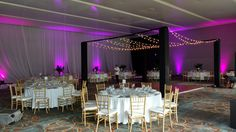 String Lights on Dancer table