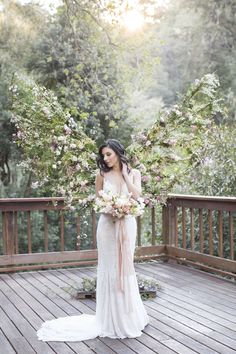 Flower Wings Photographed by Blue Note Weddings
