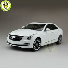 >> Click to Buy << 1/18 US GM Cadillac ATS ATS-L 2016 Diecast Model Car White #Affiliate
