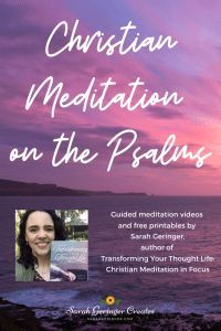 Christian meditation is proven to reduce your stress, boost your immune system, and give you greater peace. Check out my free videos and printables to help you meditate on the book of Psalms. Meditation Videos, Meditation For Beginners, Guided Meditation, Women Of Faith, Faith In God, Writing Practice, Writing A Book, Hope In Jesus, Christian Meditation