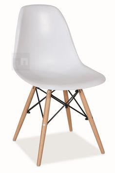 Jídelní židle MODENA bílá Eames, Retro, Chair, Inspiration, Furniture, Design, Home Decor, Biblical Inspiration, Decoration Home