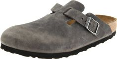 New Birkenstock Boston Peat Leather Ladies 42 N 11