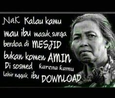 Mendoakan ortu Quotes Lucu, Jokes Quotes, Funny Quotes, Life Quotes, Funny Memes, Muslim Quotes, Islamic Quotes, Magic Words, Me Too Meme