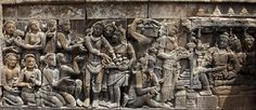 borobudur relief - Google Search