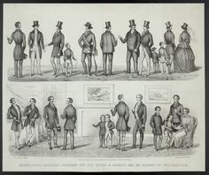 Shankland's American fashions for the spring & summer 1852 | Library of Congress
