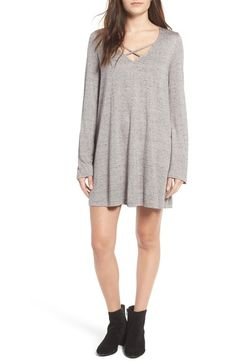 Chloe & Katie Cross Front Tunic available at #Nordstrom