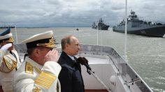 en directo: Putin envia barcos con misiles armados nuclearment...