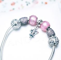 Beautiful pandora bracelet