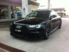 Darth Audi S5