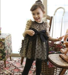 Girls flower dress for HalloweenEveryday and by hellodearkids, $50.00