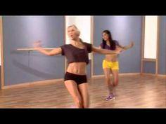 Julianne Hough Dance Workout -part 6