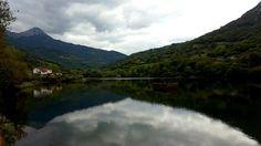 Pantano de Valdemurio. Senda del oso, Asturias (España)