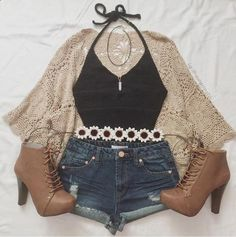 shoes jacket hair accessory cardigan , For More Fashion Visit Our Website cute summer outfits, cute summer outfits outfit ideas,casual outfits shoes j. Really Cute Outfits, Cute Summer Outfits, Cute Casual Outfits, Pretty Outfits, Stylish Outfits, Fall Outfits, Girls Fashion Clothes, Teen Fashion Outfits, Girly Outfits