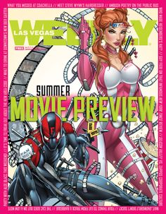 2014 Summer Movie Preview!