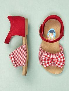 Gingham Sandal by Oilily - http://www.gilt.com/invite/saltspringislandgirl