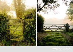 Walnuts Farm – the rustic shoot location house | Fencing + Gates