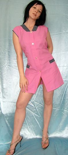 Nylons, Blouse Nylon, Staff Uniforms, Body Inspiration, Slip, Bellisima, Business Casual, Work Wear, Overalls