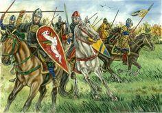 Roman History, Art History, Anglo Saxon Kings, Norman Knight, Renaissance, Military Ranks, Armadura Medieval, St Margaret, Knight In Shining Armor