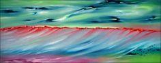 """Autore De Palma Davide, """"Il senso del tempo"""", 2015, 100x40, olio su tela, http://www.davidedepalma.com"""