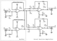 how to make 5 1 channel amplifier and speaker setup circuit diagram 5.1 home theater circuit board how to bridge an amplifier 7 steps