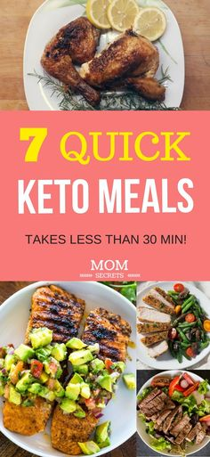 If you're short on time and big on hungry, look no further than read this post and try the amazing keto and low carb recipes I choose for you.