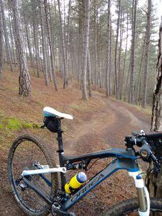 #bike #mtb #btt #mountain #orbea #occam #leonesp #sram