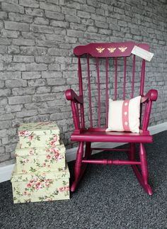 Plum Pudding Rocking Chair, Plum, Room Ideas, Pudding, Living Room, Inspiration, Furniture, Home Decor, Chair Swing