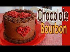 Tarta de chocolate y Bourbon - YouTube