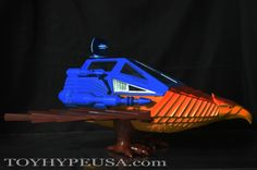#MastersOfTheUniverse Classics Point Dread & Talon Fighter #Review http://www.toyhypeusa.com/2015/11/23/masters-of-the-universe-classics-point-dread-talon-fighter-review/ #MOTUC #MOTU