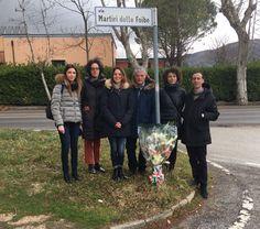 Gualdo Tadino il 10 febbraio ha ricordato i martiri delle Foibe