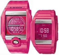 G-Shock Couple Watches G-Shock Baby-G G Presents Lover's Collection Wow this interesting!